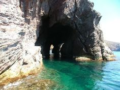 Porto Sciusciau o grotta delle Sirene, Sant'Antioco