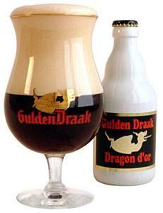 Gulden Draak.-Brouwerij Van Steenberge, Ertvelde, België. Beoordeling GGOB:4,9. Eigen beoordeling: 6