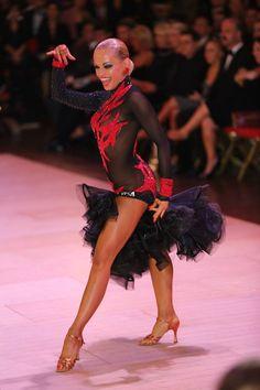 Dutch DanceSport Competitors Partners MALE Klemen Pranikar FEMALE Alexandra Averkieva <> Slovenian <> Photographer: Rob Ronda Competition: Blackpool, England May 28, 2013 - Amateur Latin