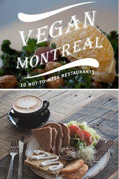 If you're in Montreal, Canada, never miss these vegan restaurants. #vegan #vegetarian #veganrestaurant #vegantravel #veganfood #veganeats #whatveganseat #rawvegan #ethicalvegan #plantbased #meatless #veganstory #Montreal #Canada #veganliving #veganlifestyle #goveggie #vegandining #veganism