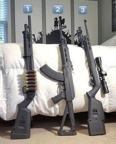 Military Weapons, Weapons Guns, Guns And Ammo, Home Defense, Self Defense, Cool Guns, Awesome Guns, Home Protection, Army Life