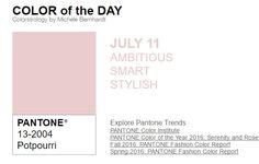 ...y el color de hoy es Popurrí, un color ambicioso, inteligente, elegante. Más info en http://www.pyma.com/tutoriales-y-trucos/y-los-colores-pantone-de-esta-semana-sonsemana-del-11-al-17-de-julio/