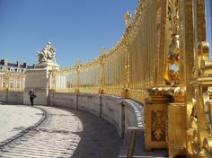 Golden Gates Versailles