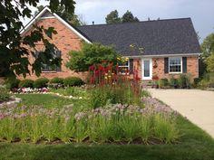 Rain garden year 2 Rain Garden, Year 2, Gardens, Cabin, House Styles, Building, Home Decor, Decoration Home, Room Decor