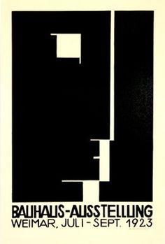 Fernando Franco - Bauhaus Selo da Escola. Schlemmer, 1922