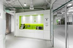 SOESTHETIC GROUP have designed the Ukrainian offices for Playtech, an online gaming software company.