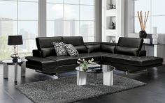 Madrid II Leather Collection - Value City Furniture