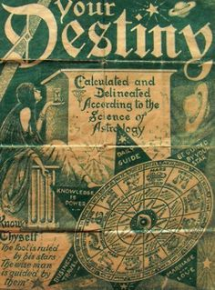 Antics of Yore: Archive  what about astrology and 12/21/12?  Any connections, anyone?