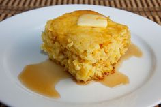 Cottage Cheese Cornbread.  MOIST,,        CAN BE MICROWAVE FOR BRECKFAST  ADD SYRUP
