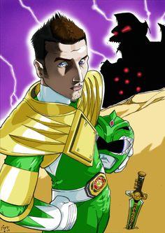 Green Ranger Eric by loveless829
