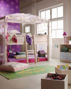 kids bed tent (girls) FREEBIRD LIFE TIME