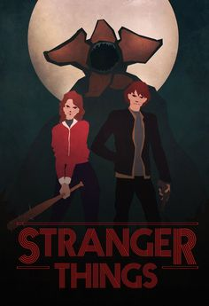 Stranger things by stinkypanda.deviantart.com on @DeviantArt