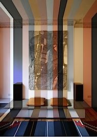 Loth House Home Wall Decor, Oversized Mirror, Stripes, Rooms, Interiors, Colour, Pocket, Building, Check
