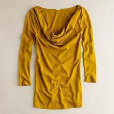 golden chartreuse #jcrew