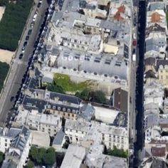 Hôtel de Châtillon ou hôtel de Marie de Lyonne ou de Gagny ou Chatainville à Paris 4e Arrondissement - 3) HÔTEL DE CHÂTILLON: Ayant reçu du roi une parcelle sur la place, CLAUDE CHASTILLON y fit construire son propre hôtel au n° 10.