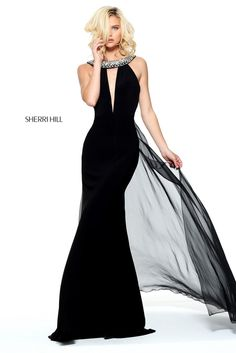 448f8fa38a This Sherri Hill 50978 is perfect for Prom