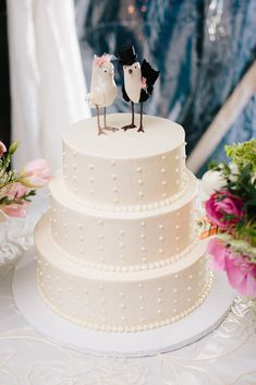 Wedding Cake | Brilliant Event Planning | Daniel J Photography