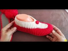 New Booty model - Knitting Crochet Baby Knitting Patterns, Baby Patterns, Crochet Patterns, Knitting Videos, Knitting Projects, Crochet Baby, Knit Crochet, Bicycle Workout, Shoe Pattern