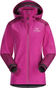 Arc teryx Women s Beta AR Jacket Violet Wine XL Camel Coat ad392d01a06d