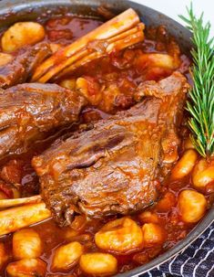 I cannot say enough about how good this dish is!! I've made it soo many times over the years and still, it's the number-one dish that my husband requests! These braised lamb shanks with gnocchi will change everything you think you know about lamb. Lamb can sometimes be an intimidating meat to prepare but my braised […]