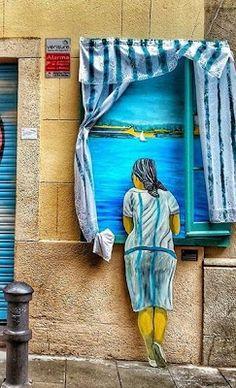 A Jurubeba Cultural: ● A Arte ... e a rua. (Barcelona, Espanha).