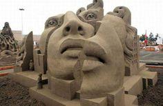 Cool Dali like sculpture