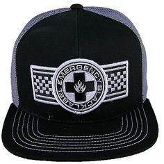 50f24fdb35a Black Label Emergency Hat Baseball Hats