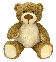 "20"" World's Softest Oats Bear #worldssoftest"