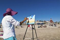 San Diego -- The Hotel del Coronado has served as both artistic and vacation inspiration since 1888.