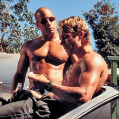 The Fast and the Furious- Paul Walker vs Vin Diesel