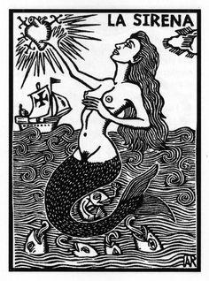 La sirena by artemio Rodriguez