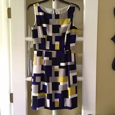 """{Banana Republic} Dress {Banana Republic} Dress. Size: 0. Total length: 35"""". 100% Polyester. Fully lined. New with tags still attached. Never worn. Banana Republic Dresses"""