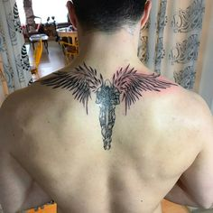 Excellent wings combination on Tyrall. Excellent wings combination on Tyrall. Maori Tattoos, Dope Tattoos, Badass Tattoos, Body Art Tattoos, New Tattoos, Hand Tattoos, Small Tattoos, Sleeve Tattoos, Tatoos