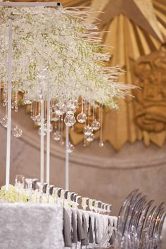 Wedding Planner: Ebony Peoples Events  Ceremony Venue: Texas Discovery Gardens  Reception Venue: Hall of State, Fair Park, TX