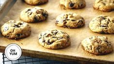 Professional Baker Teaches You How To Bake CHOCOLATE CHIP COOKIES! - YouTube Homemade Chocolate, Chocolate Chocolate, Chocolate Cookies, Baking Recipes, Cookie Recipes, Dessert Recipes, Desserts, Yummy Recipes, Sweets