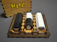 Custom Hive Board Game Box