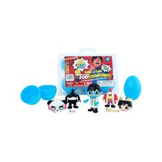 Buy Ryans World Build a Ryan Egg-Stravaganza at Argos. Thousands of products for same day delivery or fast store collection. Ryan Toys, Indie Scene Hair, Little Live Pets, Toy Cars For Kids, Egg Crates, Imaginative Play, Argos, Handmade Crafts, Make It Yourself