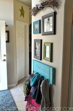 Craft-O-Maniac: DIY- wall decor