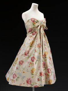 Monte Carlo Christian Dior, 1956 The Victoria & Albert Museum