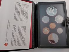 1983 Canadian Proof Set 7 Piece with Silver Dollar Mint State via https://www.bittopper.com/item/1983-canadian-proof-set-7-piece-with-silver-dollar-mint/