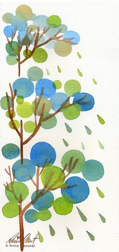 Blues & greens | Found on Rinna Clanuwat's photostream, via Flickr
