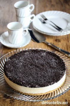 Softiskake | Det søte liv Pie, Cakes, Baking, Desserts, Food, Torte, Tailgate Desserts, Cake, Deserts