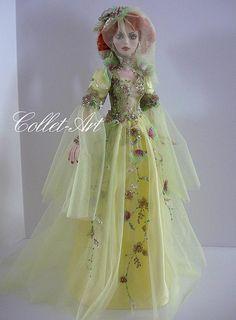 "Tonner Wilde Imagination Evangeline Ghastly Parnilla OOAK Fashion ""Summer of My Heart"" Collet-Art | Flickr - Photo Sharing!"