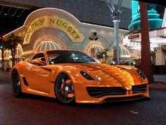 Stunning Ferrari F599! Ultimate Exotic Supercars