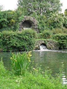 Chiswick House gardens  My childhood playground.