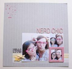 Nerd Chic by Babz510 at @Gail Mounier Calico
