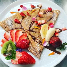Nutella Crepes, Ethnic Recipes, Desserts, Food, Health Desserts, Diet, Tailgate Desserts, Nutella Pancakes, Deserts