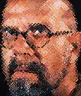 Chuck Close-because you are what you experience. because the world needs your perspective.   http://www.chuckclose.coe.uh.edu/life/index.html