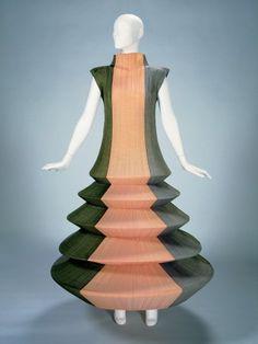 Minaret Dress Issey Miyake, 1995