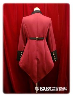 Butler's Swallow Tail Jacket